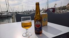 Amstel Cerveza (arnoldvdm) Tags: spanje españa elcampello cerveza bier amstel alcoholvrij sinalcohol