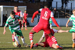 42 (Dale James Photo's) Tags: aylesbury united football club egham town fc the meadow southern league division one east non