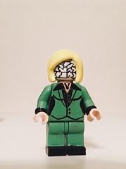 LockVerse: The Puzzler (The_KomicKing) Tags: custom lockverse lego dc riddler the puzzler batman