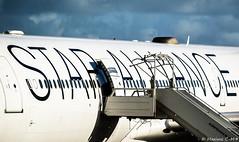⭐️ 🔗 (Maxime C-M ✈) Tags: airplane colors martinique island cruise beautiful aviation passion white special black travel frankfurt caribbean exotic tropical nikon close up