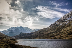 loch in the mountains (grahamd4) Tags: