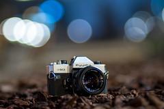 EBC Fujinon 1.4/50 & Fujica ST 801 (::Lens a Lot::) Tags: ebc fujinon 50mm ƒ14 fujica st 801 bokeh depth field dof camera lens