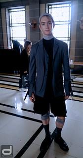 LFW 2017: Youjia Jin S/S18   Fashion Scout London   Photo: © Cindy Maram/Dig In Magazine