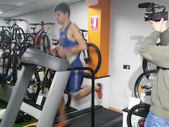 Richi Clavería triatlón Indoor team clavería triatlón World 6