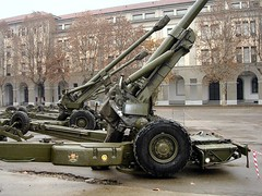 "FH-70 155mm Field Howitzer 1 • <a style=""font-size:0.8em;"" href=""http://www.flickr.com/photos/81723459@N04/38956663935/"" target=""_blank"">View on Flickr</a>"