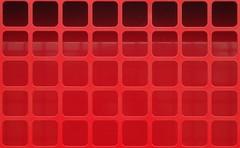 Minimal - Red (Visual Stripes) Tags: minimal pattern red colour geometry
