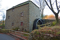 Melin Bompren, a preserved 1853 Corn Mill (cmw_1965) Tags: melin bompren 1853 corn mill flour stone industrial waterwheel listed historic heritage cross inn new quay newquay ceredigion cardiganshire dyfed milling grinding wales welsh cymru st fagans
