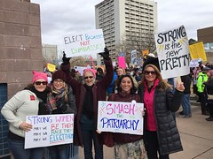 Albuquerque Women's March 2018