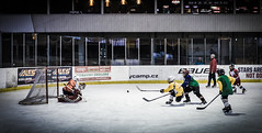 In Czech style (gorelin) Tags: czech czechia nymburk hockey kids hockeycampcz shoot score game sony sonya7 ilce7m2 fe28f20 28mm sports