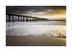 Port Noarlunga Jetty (Maxwell Campbell) Tags: south australia portnoarlunga jetty pier sunset ocean landscape adelaide