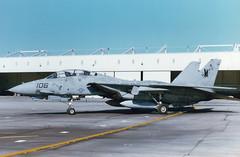 F-14A 159856 NL106 VF-51 (spbullimore) Tags: aircraft 159856 nl106 1989 miramar vf51 usa navy us usn tomcat f14a f14