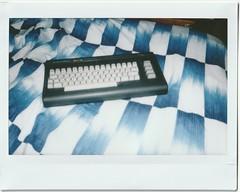 Commodore 16 home computer (Matthew Paul Argall) Tags: instax instaxwide instax210 commodore16 computer vintage retro classic retrogaming microcomputer homecomputer