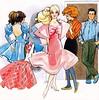 1989 Barbie Annual Book Illustration (The Barbie Room) Tags: 1989 1988 perfume pretty barbie doll annual book illustration cartoon