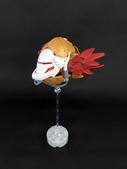 Dragonslayer's Helm (Ballom Nom Nom) Tags: bionicle lego helmet helm dragonslayer viking armor