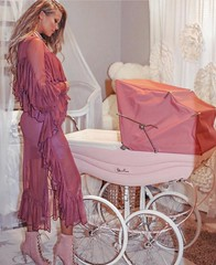 THE QUEEN OF PRAMS- in true courtly style! See more at slay bambinis (slaylebrity) Tags: slaynetwork slaymylook slaybambinis slaymybambini slaylebrity pinklove princesspram newmom baby newborn pinkpram maternity childrensfashion kidscouture hautecouture luxury princessdress luxurylife luxuryfashion handmade childrensblog fashion cute babies girls mothers fashionforgirls fashioninspo bridal maternityfashion prams dubaifashion richkids inspiration childcouture motherhood parenting vogue