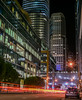 fremont street - post off ramp (pbo31) Tags: sanfrancisco california nikon d810 color february winter 2018 boury pbo31 bayarea night black dark lightstream motion traffic roadway financialdistrictsouth city construction urban panoramic large stitched panorama infinity