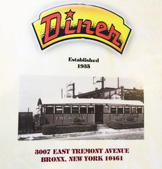 Tremont Diner (JFGryphon) Tags: tremontdiner diner westchestersquare throggsneck easttremontavenue harrysdiner schuylerville tremonteast thebronx 1935 olddiner