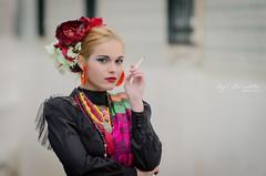 Marta Louro (Hugo Miguel Peralta) Tags: nikon d7000 retrato portrait lisboa lisbon fashion mode frida khalo colors 80200 28