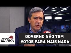 Governo não tem votos para mais nada   Marco Antonio Villa (portalminas) Tags: governo não tem votos para mais nada   marco antonio villa