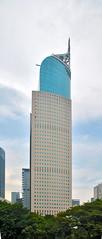 Wisma 46 (Ya, saya inBaliTimur (leaving)) Tags: jakarta building gedung architecture arsitektur office kantor