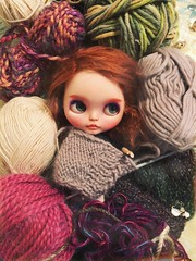 11/365 Today I have knitting lessons ☺️✌