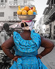Who is still hungry? (alemarin) Tags: colombia cartagena fruit vendor people streets