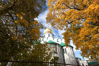 Feodorovsky Gosudarev Cathedral. Autumn 1.