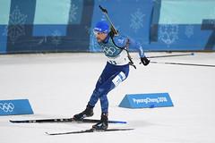 Biathlon - Mass start hommes (France Olympique) Tags: 15km 2018 biathlon coree games jeux jeuxolympiques jo korea massstart men olympic olympicgames olympics olympiques pyeongchang south sport start sud winter coréedusud