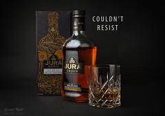 JURA (Stuart Hall Landscape & Wildlife Photography) Tags: whisky whiskey scotch jura scotland alcohol advertising commercial studio proper canon speedlight still life strobe