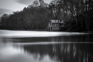 Boathouse on Manor Pool
