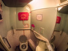 The Venerable Crapper (winterduel) Tags: paris tourist travel eurostar toilet facilities wc loo fisheye