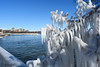 Winter in MKE (SpiffyRiki aka Wisco Walker) Tags: milwaukee winter wisconsin milwaukeewisconsin lakemichigan ice icicles