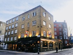 Mabel's Tavern - St. Pancras, London WC1. (garstonian11) Tags: london stpancras pubs shepherdneame realale gbg2018 camra