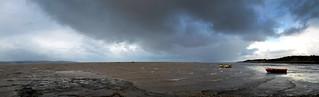 Thurstaston Clouds and Dinghys