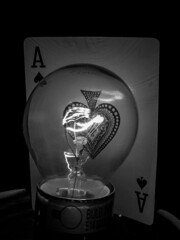 #aceofspades #photography #electrical #night #nightlife #playingcards #cards #nightphotography (josephwhitfield03) Tags: electrical night nightlife aceofspades photography cards playingcards nightphotography