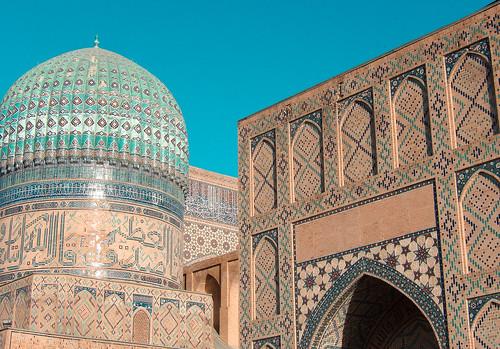 L'Ouzbékistan : une architecture extraordinaire