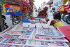 newspaper vendor (DOLCEVITALUX) Tags: vendor newspapervendor manila philippines lumixlx100 panasoniclumixlx100