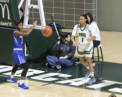 1002935 (jet45701) Tags: ohio university womens basketball vs buffalo 1172018 convo