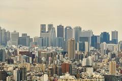 Tokyo (yiming1218) Tags: 文京区シビックセンター bunkyociviccenter bunkyo cityscape tokyo sel70200g sony ilce7rm2 a7rm2 a7r2 japan 東京 新宿 shinjuku