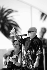 BS4R7558 (Damir Govorcin Photography) Tags: australian music legend gary angry anderson entertaining crowd 2016 burwood festival sydney portrait canon 1dx natural light blackwhite monochrome