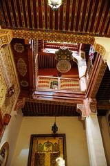 Riad Diwan (Giannis Pit) Tags: riad arab architecture