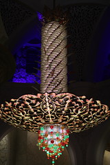 Grand Mosque, Abu Dhabi, UAE. (Subrata_AD) Tags: canonef85mmf12liiusmlens canoneos5dmarkiv roofdecoration lighting interiordecoration stilllifephotography nightphotography primelens canon85mmf12 chandelier seikhzayedmosque grandmosque mosque monument uae abudhabi thingstoseeinabudhabi placestoseeinabudhabi