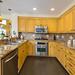 Kitchen stove _