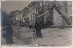 Palermo - Kalsa - Antico quartiere arabo (Biblioteca Comunale di Palermo) Tags: kalsa palermo quartierearabo pannistesi cartoline postcard