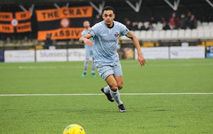 Cray Wanderers 1 Lewes 2 20 01 2018-246.jpg (jamesboyes) Tags: lewes cray bromley football bostik isthmian fa soccer action goal game celebrate celebration sport athlete footballer canon dslr