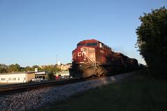 Taste of Light (MILW157) Tags: cp rail canadian pacific train railroad watertown sub oconomowoc