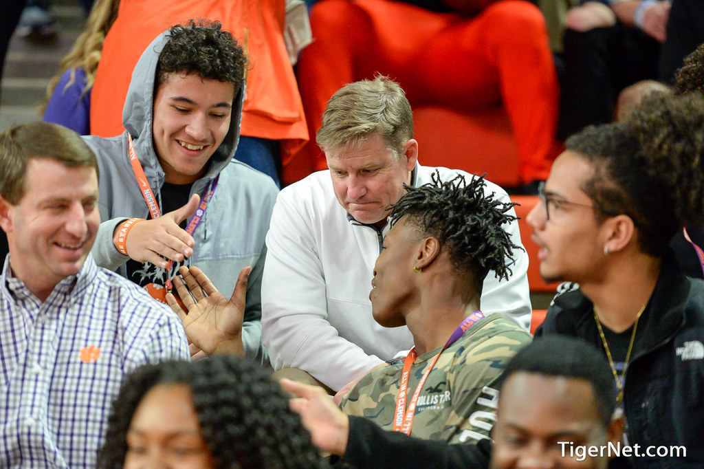Clemson Photos: camronkelly, leononealjr, 2018, Recruiting