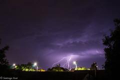 Summer Storm. Talca. Chile. 2018 (Santiago Azar) Tags: storm flash zeus heaven night chile talca tormenta
