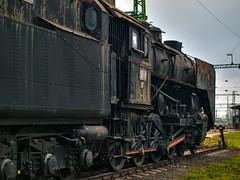 P1218723_002 (Dreamaxjoe) Tags: gozmozdony 424steamlocomotive steam locomotive 424 bivaly celldömölk