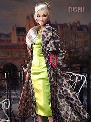 Citrus Purr (kingdomdoll) Tags: citruspurr kingdomdoll eden fashiondoll doll kingdom demetae beautiful fashion resinfashiondoll leopard